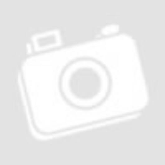 Átlapolt kislány ruhácska / tunika, Narancsvirág